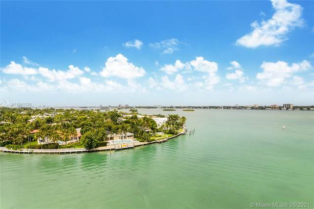 10300 W Bay Harbor Dr 9D, Bay Harbor Islands, FL 33154 (MLS #A11041120) :: Miami Villa Group