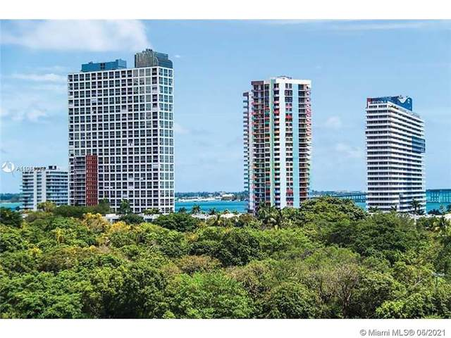 1600 SW 1st Ave #810, Miami, FL 33129 (MLS #A11041138) :: The Rose Harris Group