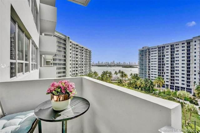1500 Bay Rd 866S, Miami Beach, FL 33139 (#A11041151) :: Posh Properties