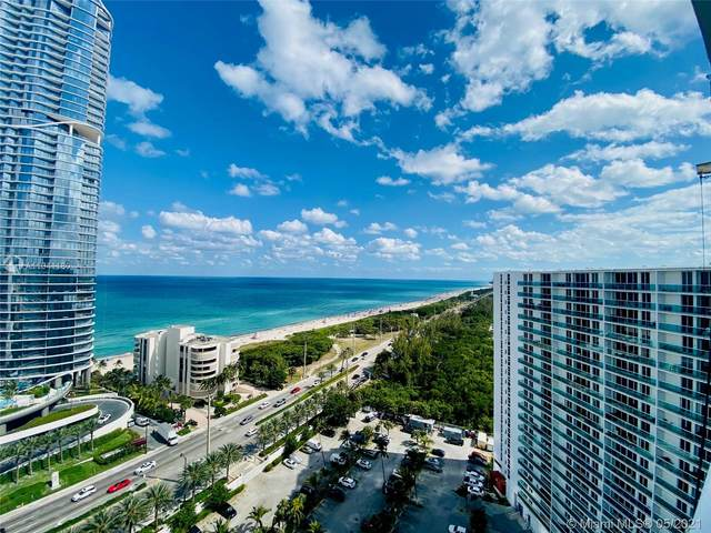 100 Bayview Dr Ph06, Sunny Isles Beach, FL 33160 (MLS #A11041180) :: The Howland Group
