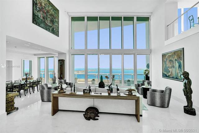 1643 Brickell Ave Ph4902, Miami, FL 33129 (MLS #A11041183) :: The Rose Harris Group