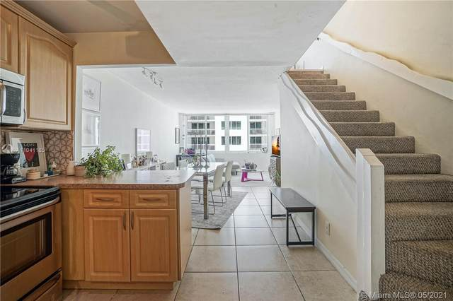 5401 Collins Ave #345, Miami Beach, FL 33140 (#A11041185) :: Posh Properties