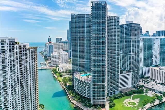 465 Brickell Ave #406, Miami, FL 33131 (#A11041188) :: Posh Properties