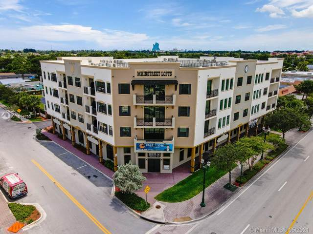 4100 Davie Rd #209, Davie, FL 33314 (MLS #A11041190) :: GK Realty Group LLC