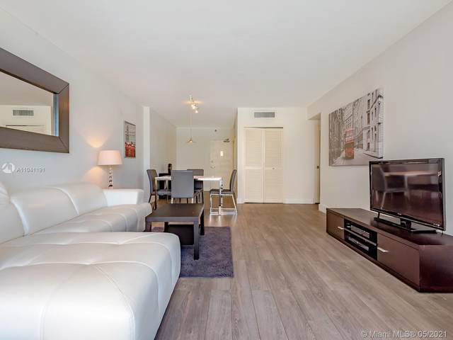 1000 West Ave #214, Miami Beach, FL 33139 (MLS #A11041191) :: The Riley Smith Group