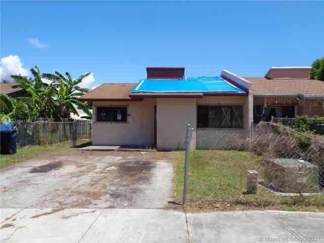 11313 SW 189th Ter #11313, Miami, FL 33157 (MLS #A11041199) :: Team Citron