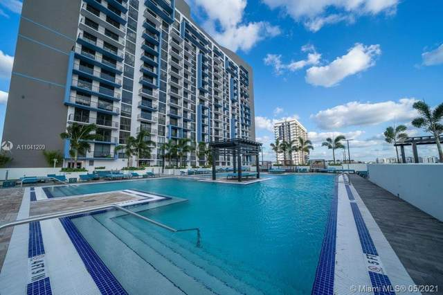 5350 NW 84th Ave #1801, Doral, FL 33166 (MLS #A11041209) :: The Howland Group