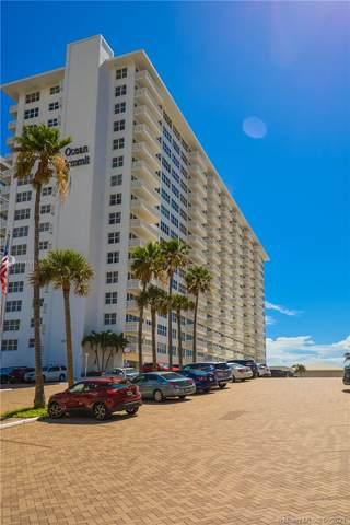 4010 Galt Ocean Dr #208, Fort Lauderdale, FL 33308 (MLS #A11041211) :: GK Realty Group LLC