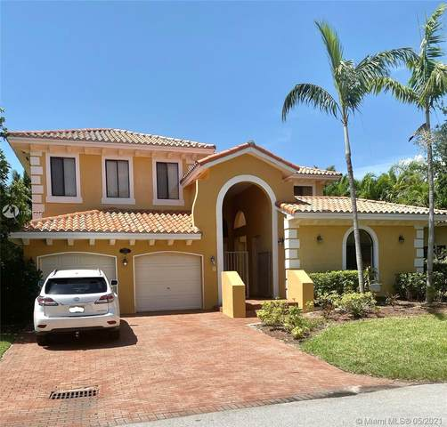 7428 SW 189th St, Cutler Bay, FL 33157 (MLS #A11041212) :: The Howland Group