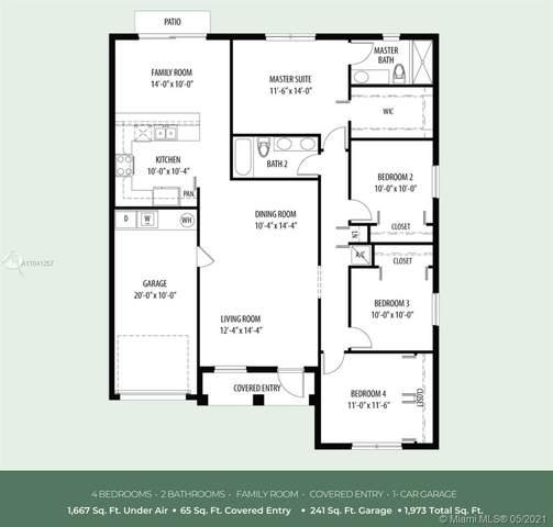 18913 SW 316 TERR, Homestead, FL 33030 (MLS #A11041257) :: Douglas Elliman