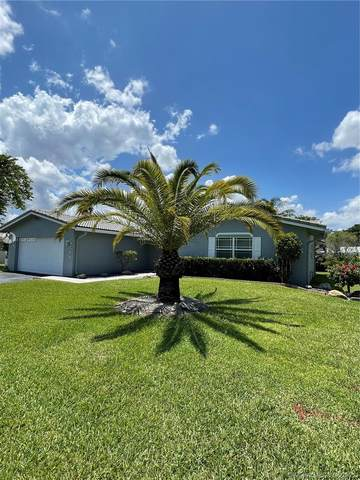 8588 NW 27th Dr, Coral Springs, FL 33065 (MLS #A11041260) :: The Riley Smith Group