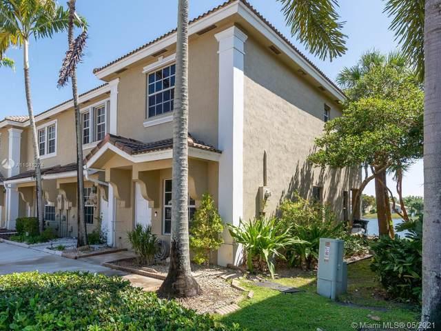 731 SW 122nd Ave #0, Pembroke Pines, FL 33025 (MLS #A11041274) :: Castelli Real Estate Services