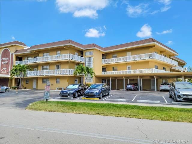 4200 Crystal Lake Dr #112, Deerfield Beach, FL 33064 (#A11041301) :: Posh Properties