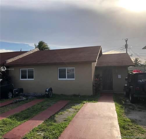 4520 E 10th Ave, Hialeah, FL 33013 (MLS #A11041312) :: Team Citron