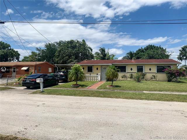 3947 NW 186 Street, Miami Gardens, FL 33055 (MLS #A11041326) :: The Riley Smith Group