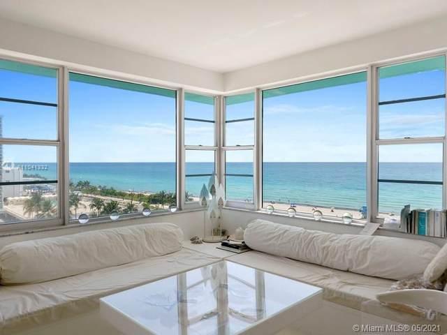 5255 Collins Ave 7F, Miami Beach, FL 33140 (MLS #A11041332) :: Lucido Global