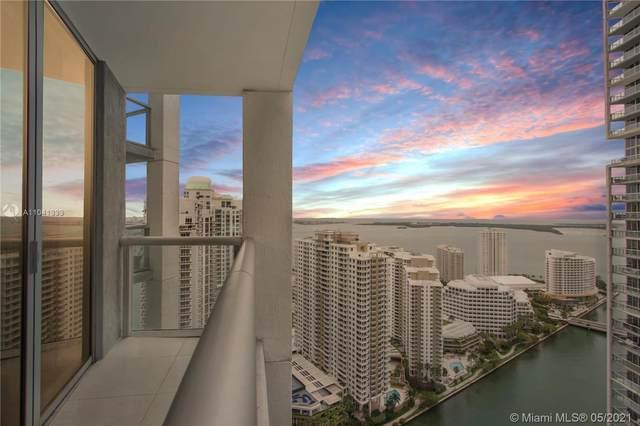475 Brickell Ave #3707, Miami, FL 33131 (#A11041333) :: Posh Properties