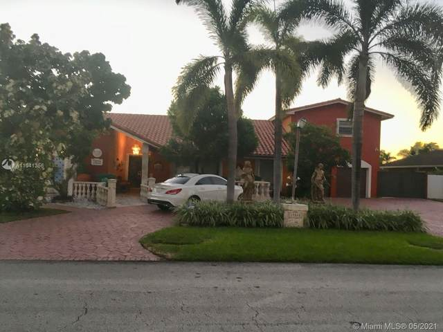 19510 W Oakmont, Hialeah, FL 33015 (MLS #A11041356) :: The Riley Smith Group