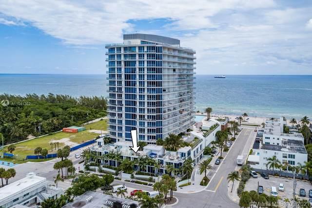 701 N Fort Lauderdale Blvd Th4, Fort Lauderdale, FL 33304 (MLS #A11041362) :: The Rose Harris Group