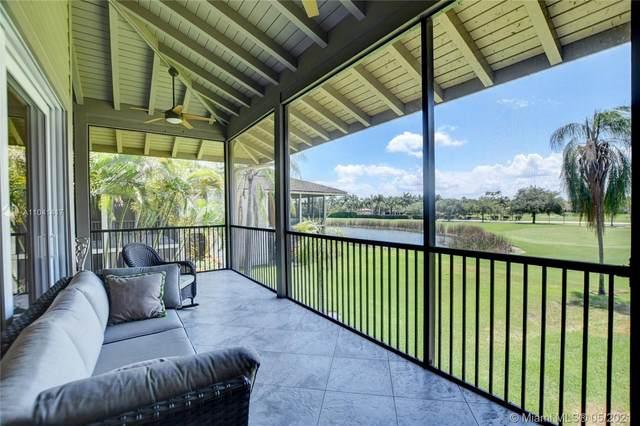 7652 Elmridge Dr 16-U, Boca Raton, FL 33433 (MLS #A11041417) :: Miami Villa Group