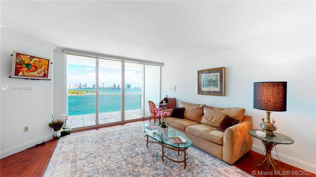 1800 Sunset Harbour Drive #2308, Miami Beach, FL 33139 (MLS #A11041425) :: Miami Villa Group