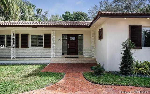4733 Santa Maria St, Coral Gables, FL 33146 (MLS #A11041475) :: Team Citron