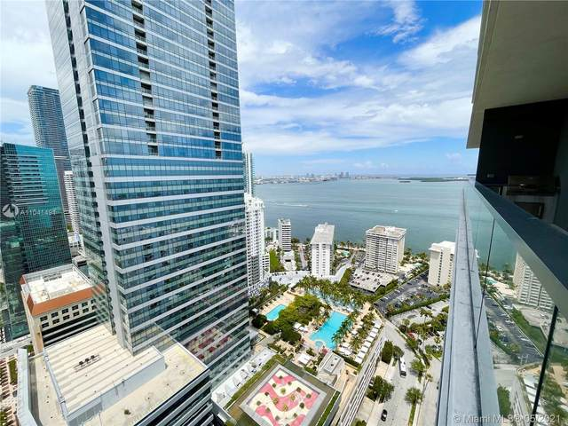 1451 Brickell Ave #3804, Miami, FL 33131 (MLS #A11041491) :: Team Citron