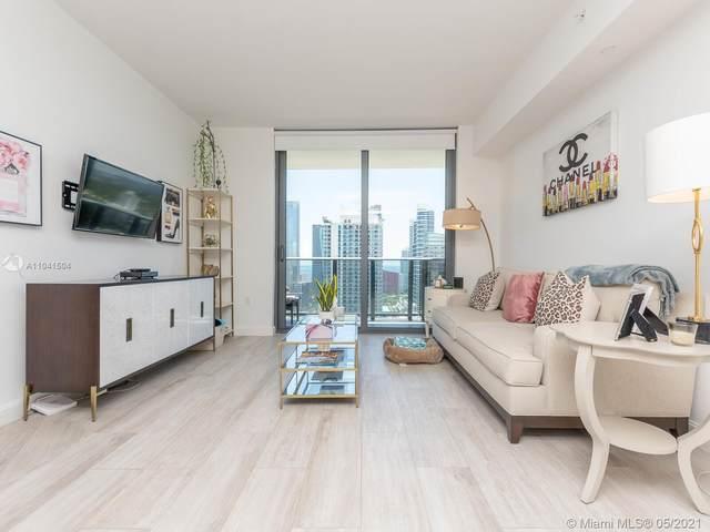 45 SW 9th St #3205, Miami, FL 33130 (#A11041504) :: Posh Properties