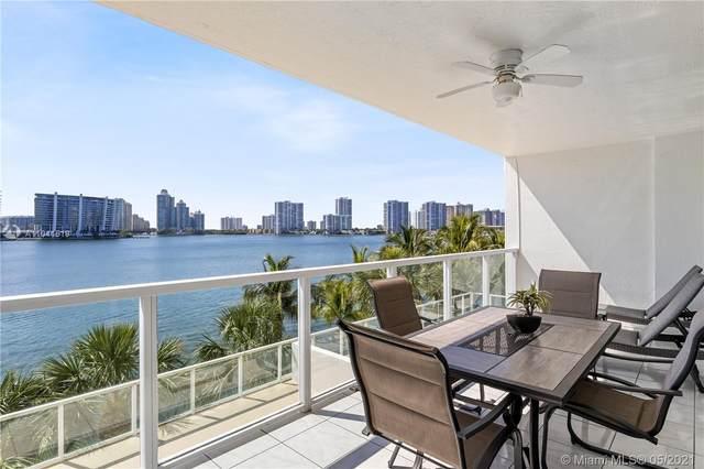 18100 N Bay Rd #409, Sunny Isles Beach, FL 33160 (MLS #A11041519) :: Compass FL LLC