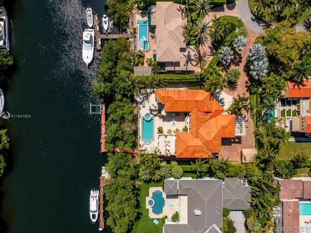 277 Galeon Ct, Coral Gables, FL 33143 (MLS #A11041524) :: Team Citron