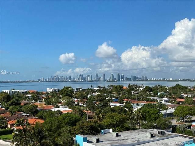 7901 Hispanola Ave #801, North Bay Village, FL 33141 (MLS #A11041529) :: The Rose Harris Group