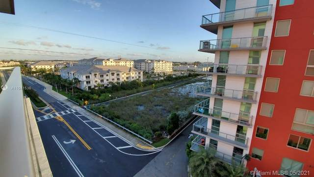 7825 NW 107th Ave #604, Doral, FL 33178 (MLS #A11041536) :: The Howland Group
