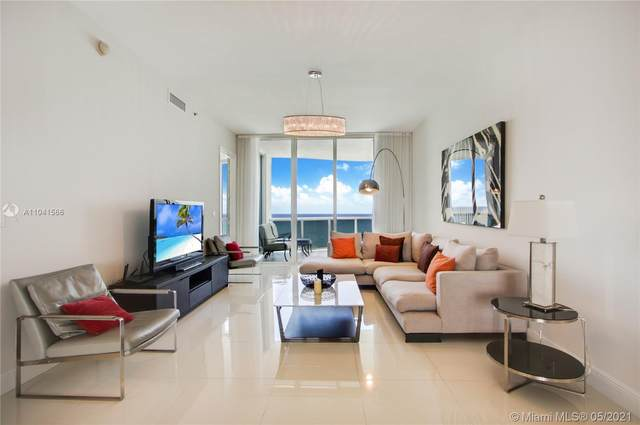 15901 Collins Ave #1506, Sunny Isles Beach, FL 33160 (MLS #A11041566) :: The Rose Harris Group