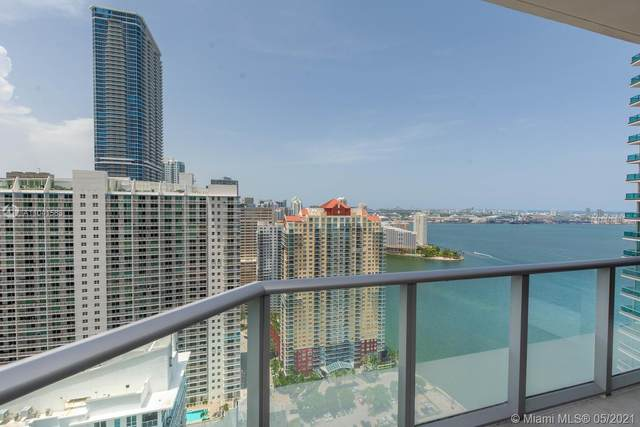 1300 Brickell Bay Dr #3804, Miami, FL 33131 (MLS #A11041583) :: The Howland Group