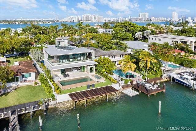 160 S Hibiscus Dr, Miami Beach, FL 33139 (MLS #A11041600) :: Prestige Realty Group