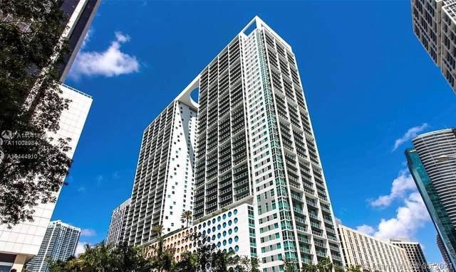 500 Brickell Ave #1203, Miami, FL 33131 (#A11041628) :: Posh Properties