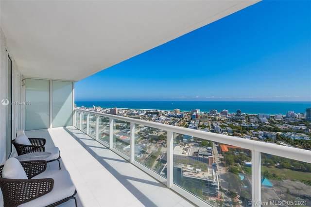 450 Alton Rd #3207, Miami Beach, FL 33139 (MLS #A11041633) :: Dalton Wade Real Estate Group