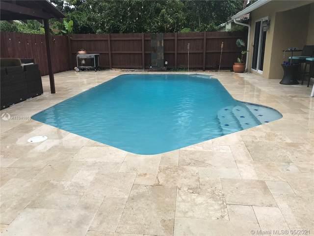 9831 SW 58th Ct, Cooper City, FL 33328 (#A11041668) :: Posh Properties