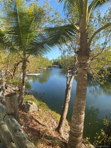 1550 Ocean Bay Dr, Key Largo, FL 33037 (MLS #A11041686) :: Compass FL LLC