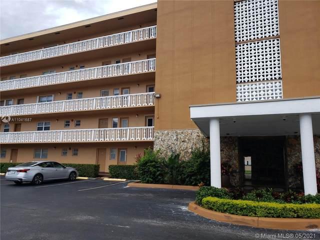 219 NE 14th Ave #501, Hallandale Beach, FL 33009 (#A11041687) :: Posh Properties