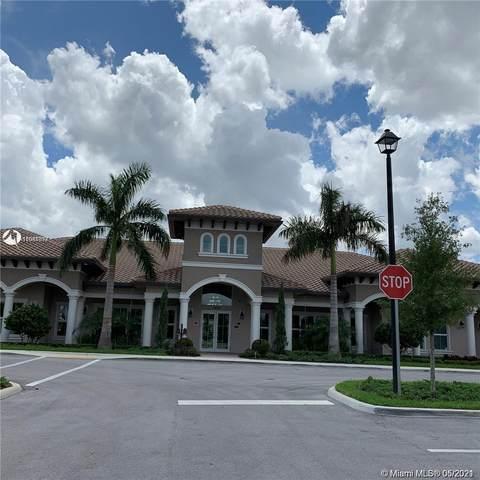 1454 Myrtle Oak Ter, Hollywood, FL 33021 (#A11041692) :: Posh Properties