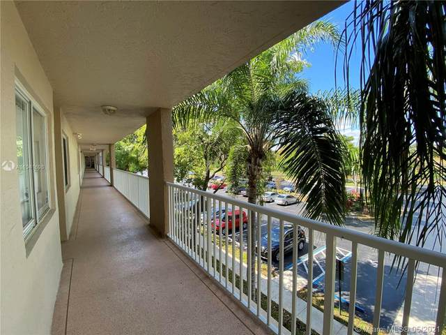 9511 Weldon Cir G311, Tamarac, FL 33321 (#A11041698) :: Posh Properties