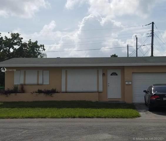 2779 NW 68th Way, Sunrise, FL 33313 (#A11041726) :: Posh Properties