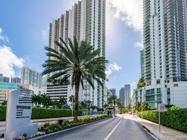 90 SW 3rd St #4109, Miami, FL 33130 (MLS #A11041747) :: The Howland Group