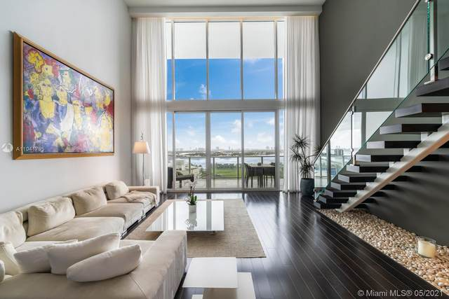 1040 Biscayne Blvd #1102, Miami, FL 33132 (MLS #A11041795) :: Douglas Elliman