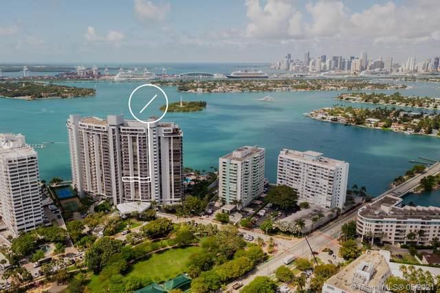 9 Island Ave #814, Miami Beach, FL 33139 (MLS #A11041822) :: Team Citron