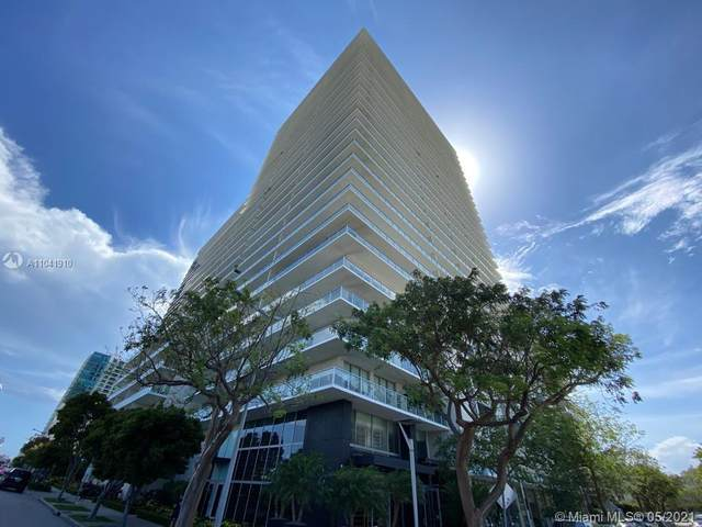 3470 E Coast Ave H1208, Miami, FL 33137 (MLS #A11041910) :: The Teri Arbogast Team at Keller Williams Partners SW