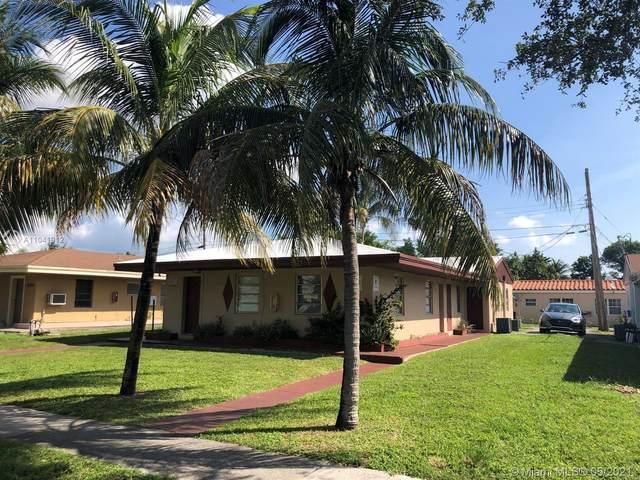 16931 NE 20th Ave, North Miami Beach, FL 33162 (MLS #A11041912) :: The Riley Smith Group