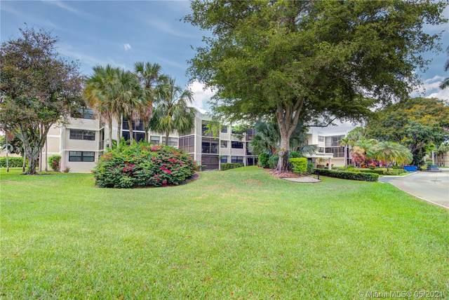 16500 Golf Club Rd #309, Weston, FL 33326 (MLS #A11041919) :: The Riley Smith Group
