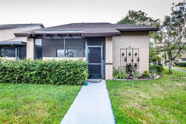 2377 NW 36th Ave D, Coconut Creek, FL 33066 (MLS #A11041953) :: Castelli Real Estate Services